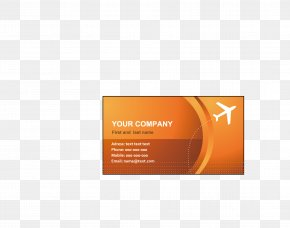 Simple Business Card Material - Business Card Visiting Card Logo PNG