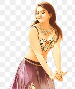 Costume Waist - Rakul Preet Singh Actor Bollywood Film Photo Shoot PNG
