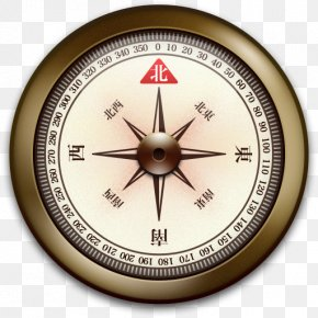 Compass - IPhone X Compass Icon PNG
