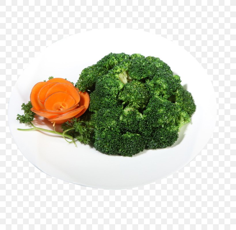 Broccoli Cauliflower Food Vegetable, PNG, 800x800px, Vegetarian Cuisine, Broccoli, Dish, Food, Kale Download Free