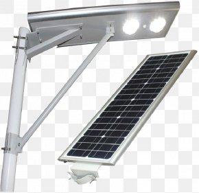 Light - Solar Street Light LED Street Light Light-emitting Diode PNG