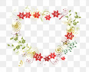 Flower - Floral Design Flower Heart Color PNG