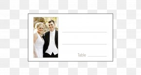 Wedding Place - Picture Frames Text Photography Rectangle PNG