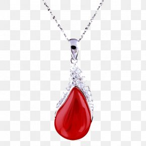 Ruby Necklace - Ruby Necklace Gift PNG