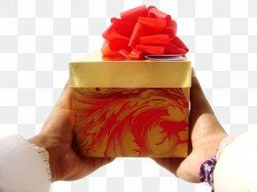 Holding Gift - Christmas Gift Christmas Gift Stock Photography Ribbon PNG