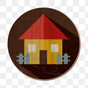Dishware Building - House Icon Essential Element Set Icon Home Icon PNG