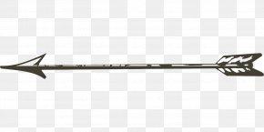 Arrow Bow - Arrow Clip Art PNG