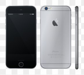 IPhone银色版 - IPhone 5s IPhone 8 Smartphone Feature Phone IPhone 6S PNG