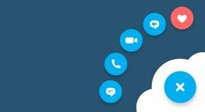 Skype - Skype For Business Emoji Valentine's Day Dia Dos Namorados PNG