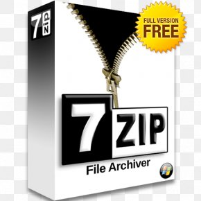 7z - 7-Zip File Archiver Data Compression Computer Program Computer File PNG