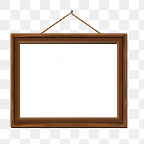 Wood Vector Frame - Picture Frame Stock Photography PNG