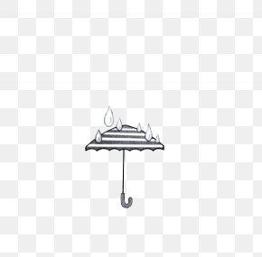 Umbrella - Umbrella Black And White Icon PNG