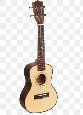 Wood Color Guitar - Acoustic Guitar Ukulele Tiple Acoustic-electric Guitar PNG