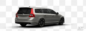 Volvo V70 2011 - Alloy Wheel Minivan Compact Car Sport Utility Vehicle PNG