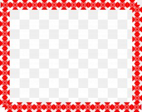 Free Snowflake Border Clipart - Picture Frames Stock Photography Idea Clip Art PNG