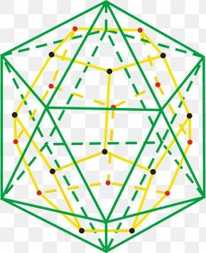 Blackboard Drawing - Icosahedron Regular Dodecahedron Polyhedron Platonic Solid PNG