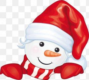 Snowman - Snowman Christmas Illustration PNG