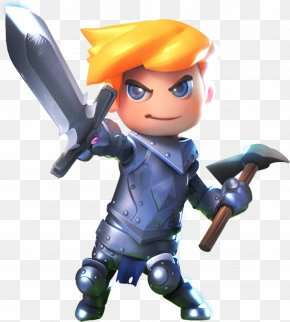 Portal - Portal Knights PlayStation 4 505 Games Action Role-playing Game PNG