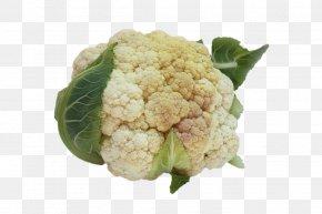 Cauliflower - Red Cabbage Cauliflower Romanesco Broccoli Kohlrabi PNG