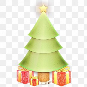 Pine Family Pine - Christmas Tree PNG