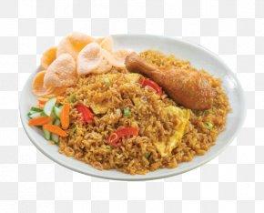 Spanish Rice Spanish Cuisine - Fried Chicken PNG