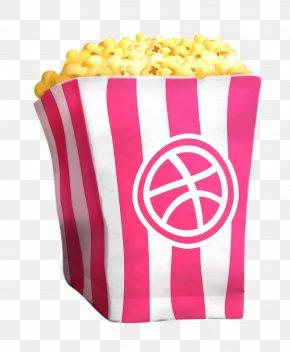Cartoon Popcorn - Popcorn 3ELOUD! Pop That Woo! PNG