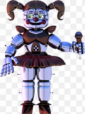 Circus - Five Nights At Freddy's: Sister Location Five Nights At Freddy's 4 Rendering Video Game PNG