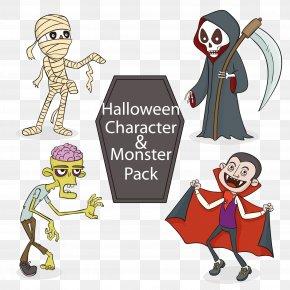 Halloween Devil No Dig! PNG