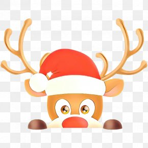 Animation Horn - Reindeer PNG
