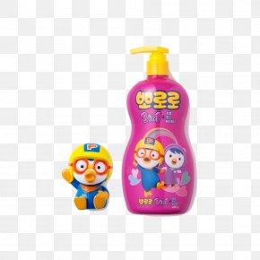 Triple Treasure Lulu Children Shampoo And Hair Shower Gel - Shower Gel Shampoo Hair Conditioner Bathing PNG