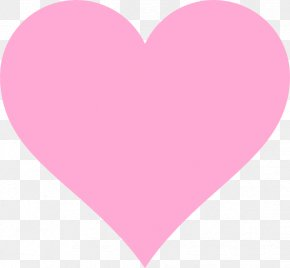 Pink Love Heart - Beamish Museum Heart Pink Pattern PNG