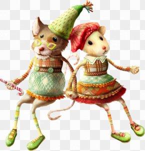 Mouse - Idea Christmas Clip Art PNG