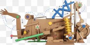 Rube Goldberg Machine Engineering Design Process Inventor PNG