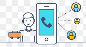 Conference Call - Conference Call Telephone Call Smartphone Email PNG