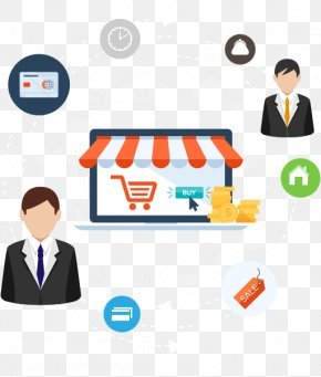 Marketing - E-commerce Digital Marketing Retail Business PNG