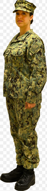 Navy Uniform - United States Navy Military Camouflage Uniform Sailor PNG