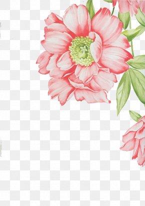 Pink Flowers - Floral Design Cut Flowers Transvaal Daisy Flower Bouquet Artificial Flower PNG