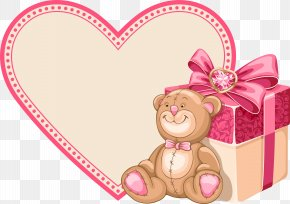 Creative Valentine's Day Gift - Valentines Day Gift Clip Art PNG