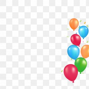 Birthday - Birthday Balloon Clip Art PNG