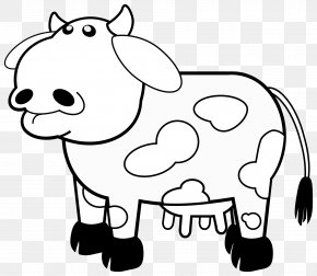 Cute Cow - My Big Blue Easy To Colour Book Cattle My Big Pink Easy To Colour Book Coloring Book PNG