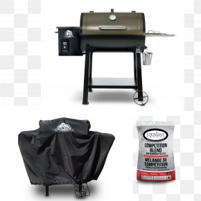 The Feature Of Northern Barbecue - Barbecue Pit Boss 440 Deluxe Pellet Fuel Pellet Grill Wood-fired Oven PNG