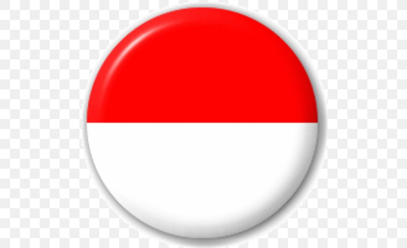 Flag Of Indonesia Indonesian Language National Flag Png 500x500px Flag Of Indonesia Button Flag Flag Of