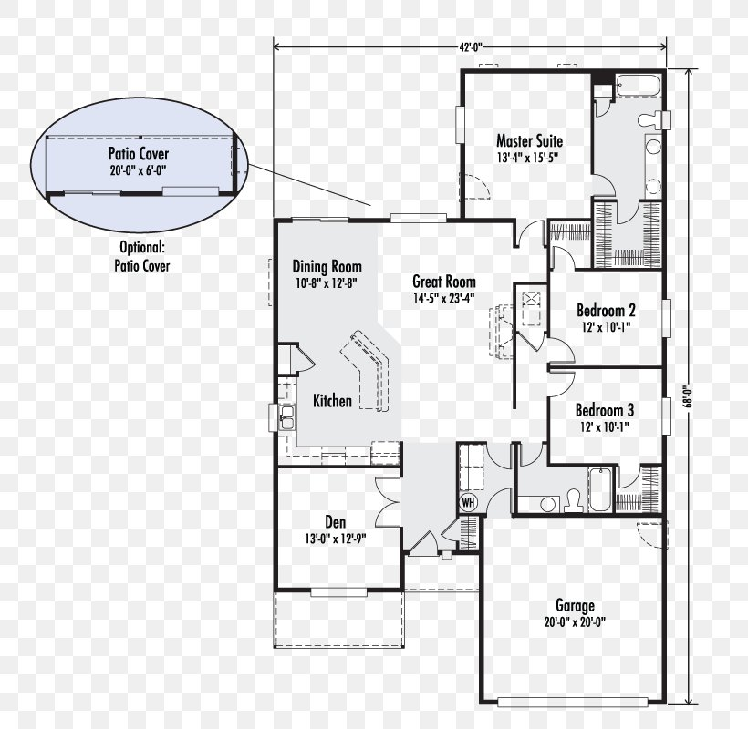 Floor Plan House Custom Home Design Png 800x800px Floor