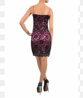 Dress - Little Black Dress Clothing Cocktail Dress Bodycon Dress PNG
