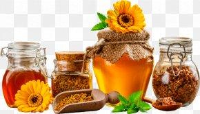 Honey - Beehive Honey Pancake Syrup PNG
