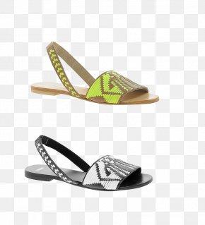 Sandals - Sandal Shoe Slide Ballet Flat Clothing PNG
