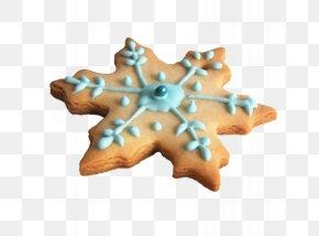 Snowflake Cookies - Fortune Cookie Biscuit Cookie Cutter PNG