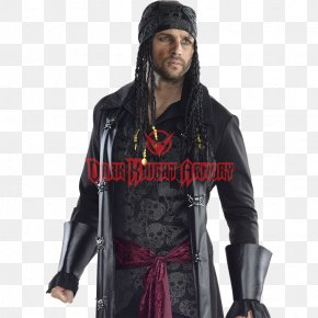 Pirate Hat - Costume Piracy Clothing Waistcoat PNG