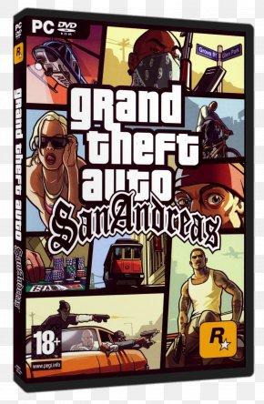 Grand Theft Auto: San Andreas - Grand Theft Auto: San Andreas Grand Theft Auto V PlayStation 2 Grand Theft Auto: Vice City San Andreas Multiplayer PNG