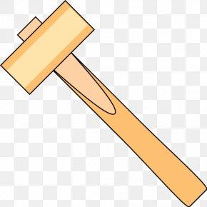 Hammer - Hammer Hand Tool Mallet Clip Art PNG